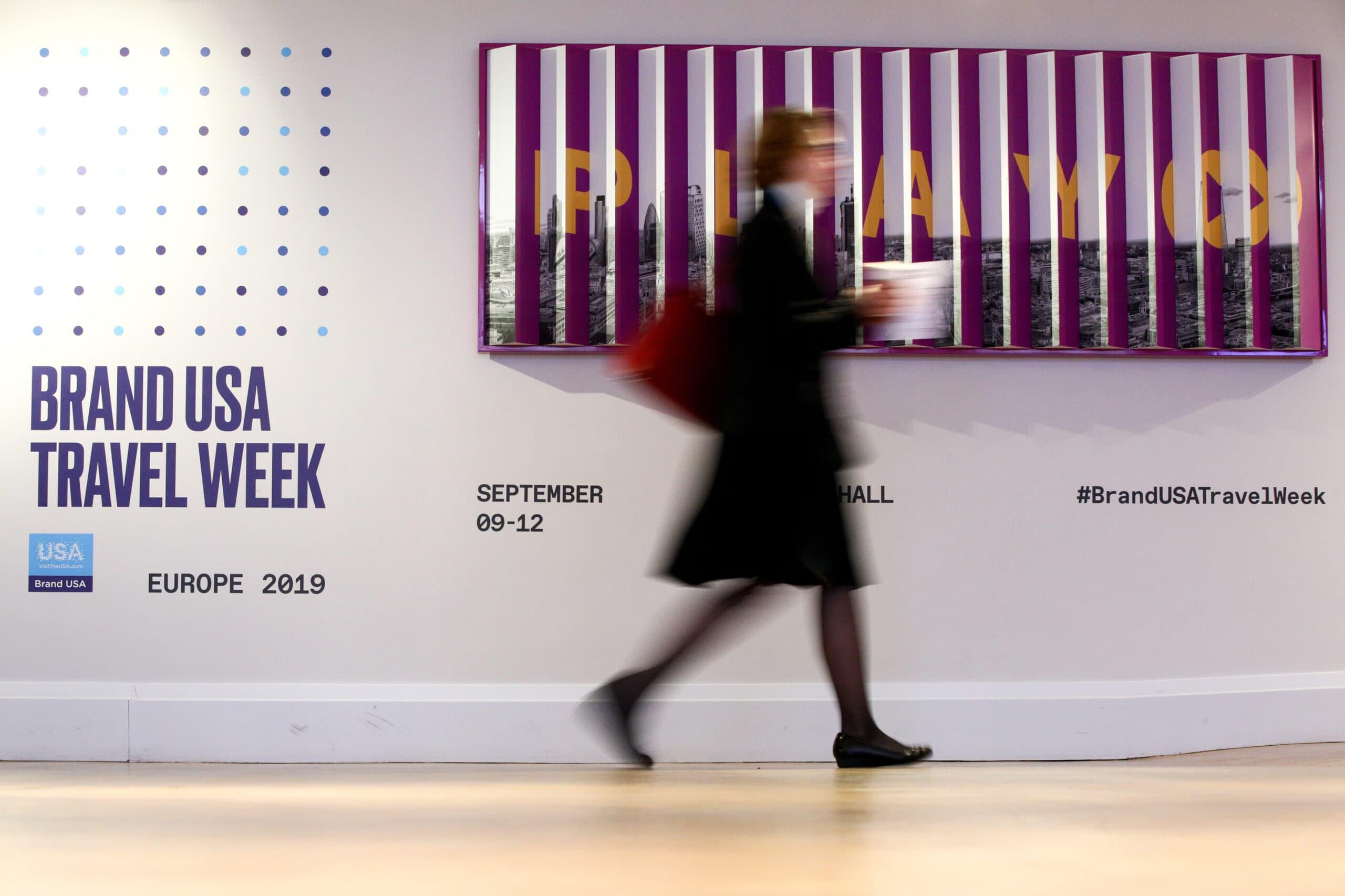 Brand USA: <br> Travel Week